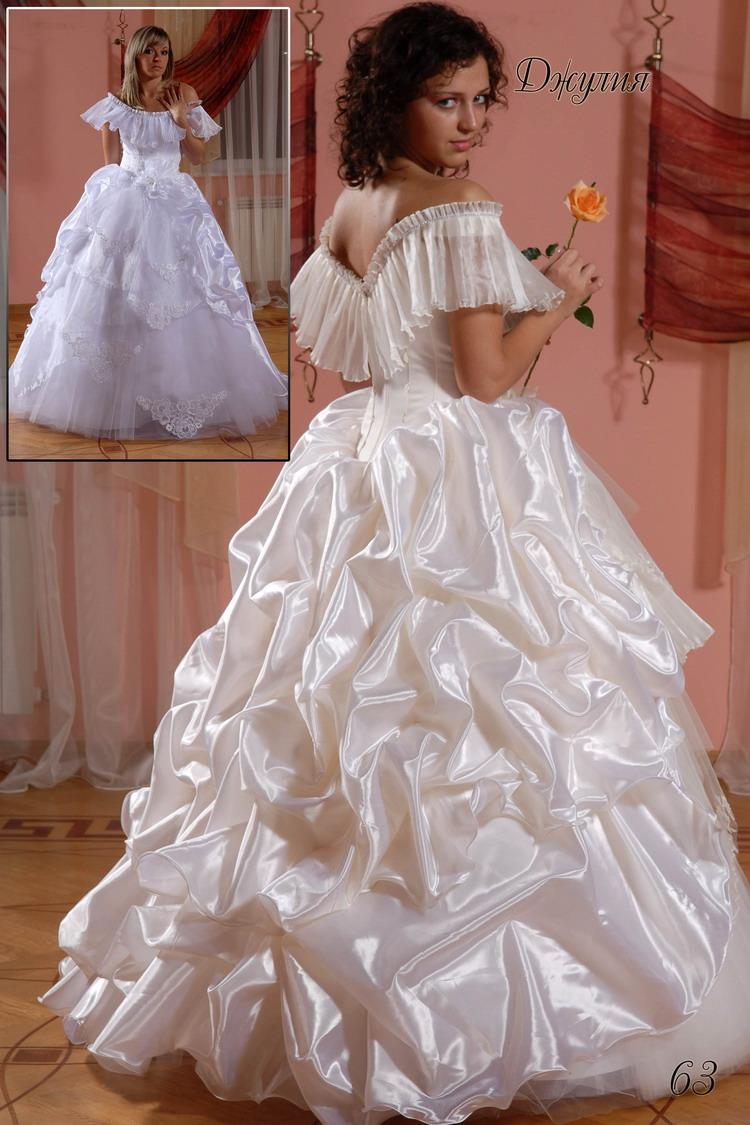 Недорогие свадебные платья с ценами на прокат